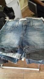 Título do anúncio: Shorts jeans semi novos