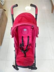 Título do anúncio: Carrinho de bebê guarda chuva Chicco liteway