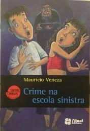 Crime na escola sinistra