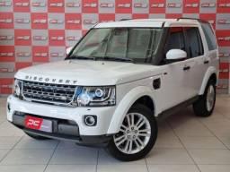 Título do anúncio: Land Rover Discovery4 SE 3.0 4x4 TDV6/SDV6 Die.Aut. 2016 Diesel