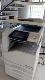 (Parc. no cartão) Impressora Laser Xerox WorkCentre 7435
