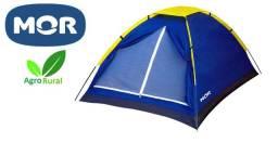 Título do anúncio: Barraca Iglu Mor 2 Pessoas. Impermeável. Para Camping, Pesca, Praia, Trilha E Montanhismo.