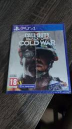 Título do anúncio: Call Of Duty - Black Ops - Cold War - PS4