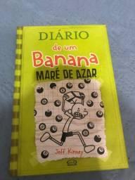 Livro diário de um banana/ volume 8