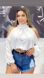Título do anúncio: Últimas blusas