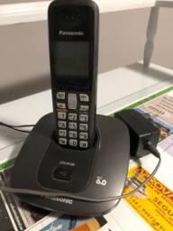 Telefone Fixo sem fio Panasonic