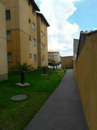Apartamento dois dormintorio no bairro novo a 150 mil