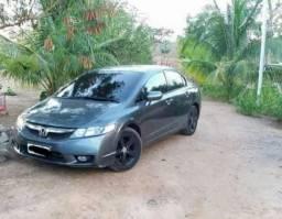 Honda Civic Lxs 09 Mec/Flex - 2009