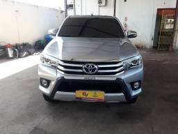 Toyota hilux srx 2016 4x4 diesel automático. (93)991274495 jean - 2016