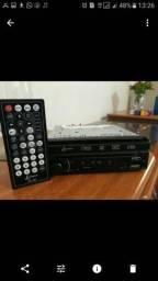 DVD Retrátil Lenoxx