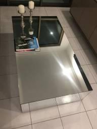 Mesa espelhada 1,50 x 0,70