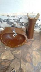 Pia de banheiro nova