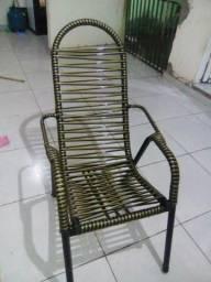 Cadeira de fio nova