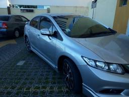 Civic LXR 2016, único Dono, garantia. IPVA pago, aceito troc 71 98953 6420 - 2016