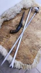 Espada Militar em Aço Inox