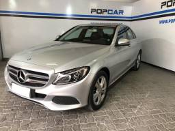 BLACK FRIDAY# Mercedes C180 Avantgarde 2017 da PopCar - 2017