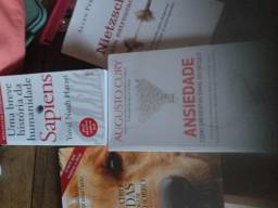 Livros coleção diversa