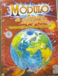 Livro Módulo Ensino do Integrado Matemática