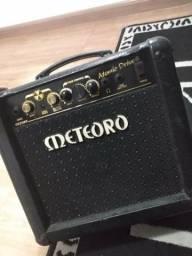 Caixa Amplificada Meteoro Para Guitarra