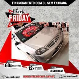 Logan 1.0 Entrada R$1.000,+48x R$699, - 2010