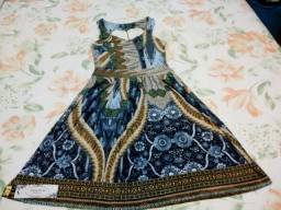 Lindo vestido rodadinho M (novo)
