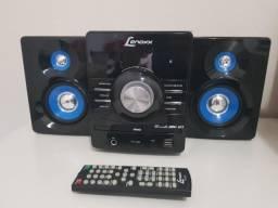 Som Micro System Lenoxx MD268