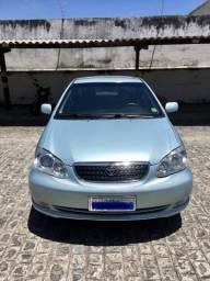 Corolla XLI 1.6 automático 2008 - 2008