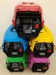 Caixa Casinha Transporte Cao Caes Cachorros Gatos Christino N. 2