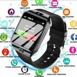 1 relógio Smart Watch novo (R$ 80,00) na caixa