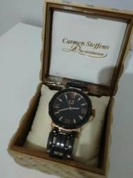 4121c74304f Relógio Carmen Steffens