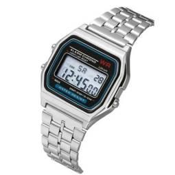 2828772d997 Relógio Feminino Retro Quadrado Outad