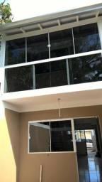 Sobrado 2 Dormitórios e 2 Vagas Garagem, bairro Paraíso, Sapucaia do Sul