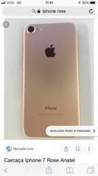 Vendo iPhone 7 Rose 128G