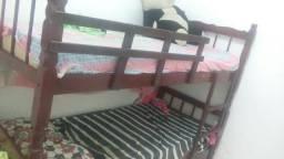 Vendo uma cama de beliche