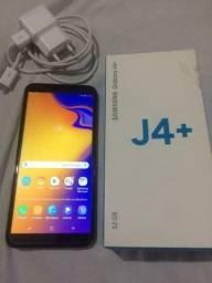 Samsung J4 Plus 32gb Dourado 580,00