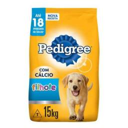 Promoção Ração Pedigree 15kg filhote