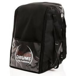 Capa Bag de Luxo para Cajón Inclinado - Witler Drums