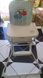 Cadeira de alimentação pra hj
