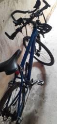 Bike para ciclismo + acessorios +pneus extra