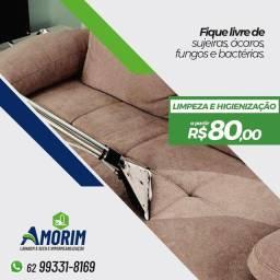 Título do anúncio: Lavagem a seco a partir 80 reais