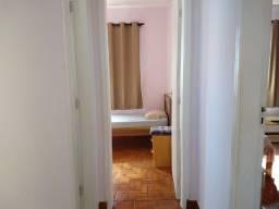 Apartamento 02 dormitórios, mobiliado (temporada)