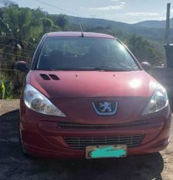 Peugeot 207 XR, 1.4, flex, 2p, 2012/2012