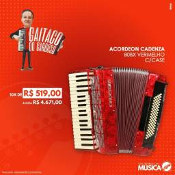 Acordeon Cadenza 80 bx