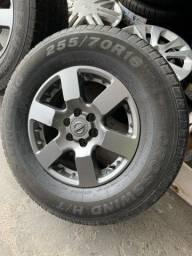 Roda 16 Nissan Frontier