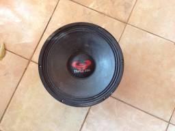Auto falante ultravox 12 polegadas 550w Rms bobona queimada comprar usado  Araçatuba