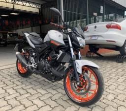 Yamaha MT03 321 Com ABS (APENAS 1.900 KM) - 2020
