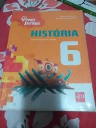 Livro de História do 6 ano