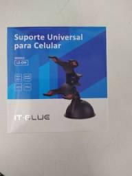 Suporte universal para celular , novo. R$ 40,00