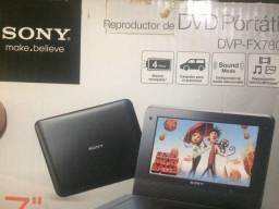 Dvd Portatil Sony DVP-FX780
