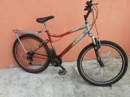 Usado, Bicicleta Feminina Caloi com Amortecedor e Bagageiro comprar usado  São Paulo